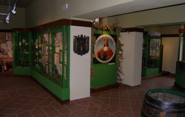 Pivovar Hanušovice muzeum
